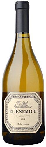Blanco Argentino El Enemigo Chardonnay 2013 - Aleanna - Denominación De Origen Mendoza, Argentina - Botella 75 Cl