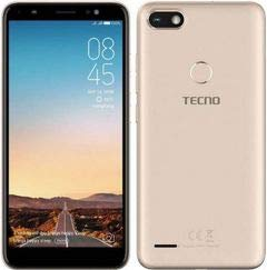 Tecno Camon iSky (13MP Rear + 8MP Front Camera)2 GB RAM + 16GB Memory (Gold)