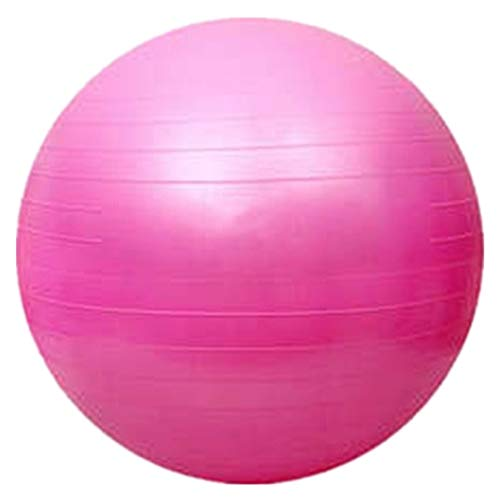 Heimtrainingsgeräte Yoga-Ball Anti-Burst-Aerobic-Gymnastik-Übung Bauchmuskeln Für Gelenk-Muskel-Schmerzlinderung Schwangerschaft Geburt Pilates Rutschfeste Balance-Ball-Ausrüstung Mit Plug & Foot Pump