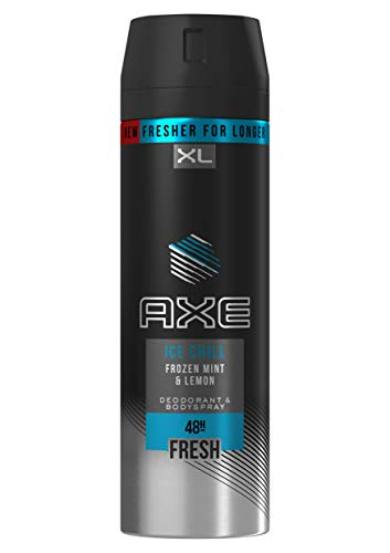 Axe Bodyspray Ice Chill XL - Pack 3 x 200ml Total