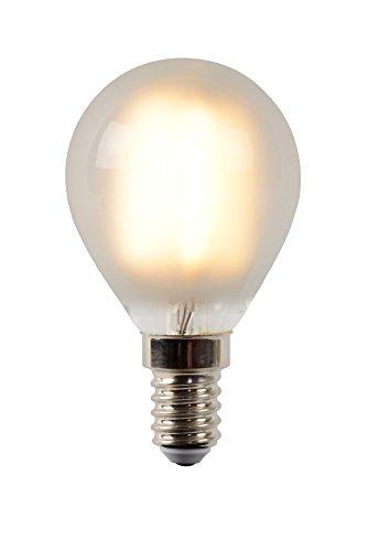Lucide LED BULB - Glühfadenlampe - Ø 4,5 cm - LED Dim. - E14 - 1x4W 2700K - Matte -