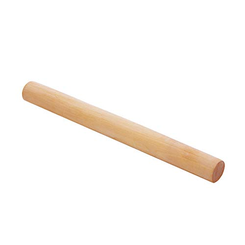 Prevently Knödelhaut Stick kneten Weihnachtsnudelholz Graviertes Nudelholz Hochwertiges Geschnitztes Holzwalz KüchenWerkzeug für Das Backen von Geprägten Keksen und Kuchen Dekoration (Khaki) Wilton Cookie Stick