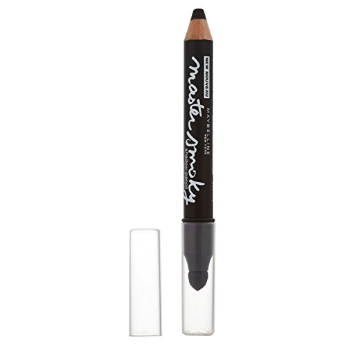 Maybelline Master Smoky Eyeliner Pencil Smoky Black