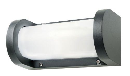Sovil illuminazione applique plafoniera colore grigio linea umbe