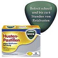 Wick Husten-Pastillen gegen Reizhusten, 12 St.