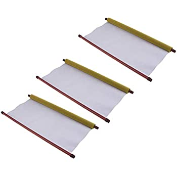 Isshop Rice Paper 1.5m Magic Tissue Chinese Reusable Book Fabric Calligraphy Water Chinese Calligraphy Paper Writing Brush Rice Paper