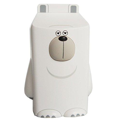 Fridgeezoo Fridge Pet - Speaking Fridgeezoo Pet Animal- 24 hour well wisher additional feature (Polar Bear)