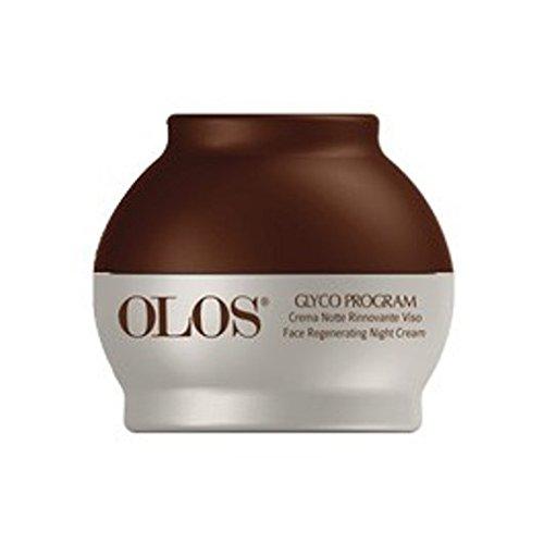 Glyco Program - Crema de noche facial renovadora