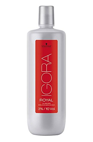 Schwarzkopf Igora Royal Oil Developer Lotion 3% 1000 ml