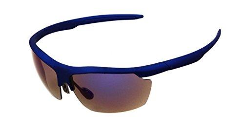 XXFFH Occhiali Da Sole Ombra Polarizzante Occhiali Occhiali Da Sole Moto Antivento Metà Fotogramma All'Aperto (Australiano Moto)
