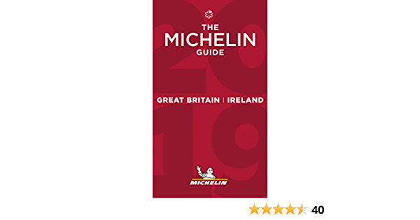 Great Britain Ireland The Michelin Guide 2019 The Guide Michelin Michelin Hotel Restaurant Guides Amazon Co Uk Michelin Travel Publications Books