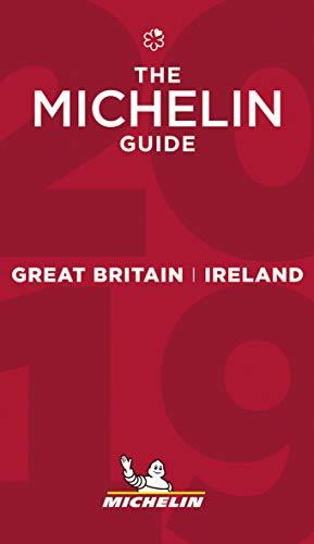 Michelin Great Britain & Ireland 2019: Hotels & Restaurants (Michelin Hotel & Restaurant Guides) por Michelin Travel Publications