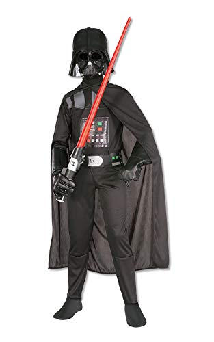 Rubie´s 641067 9-10 Kostüm Boys mehrfarbig - Rubie S Kostüm Darth Vader