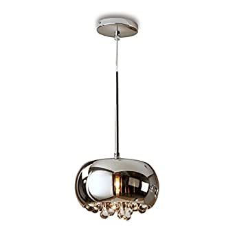 Schuller 509010 Argos Pendant Chrome With 1 L Amazonco