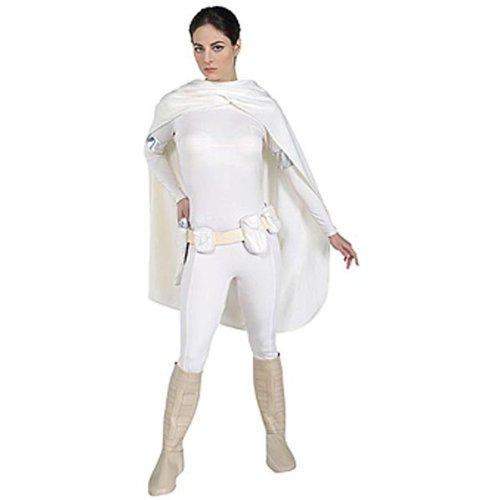 Padme Amidala Deluxe Damenkostüm aus Star Wars, (Kostüm Padme Amidala Clone Wars)