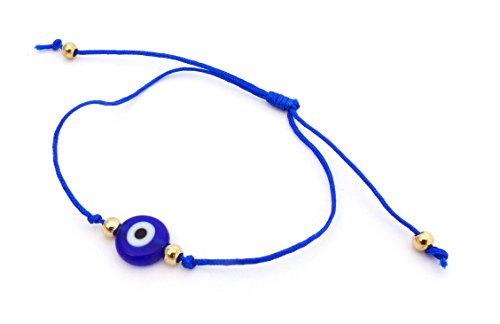 Blau Auge Armband - Nazar Boncuk (Damen Auge)