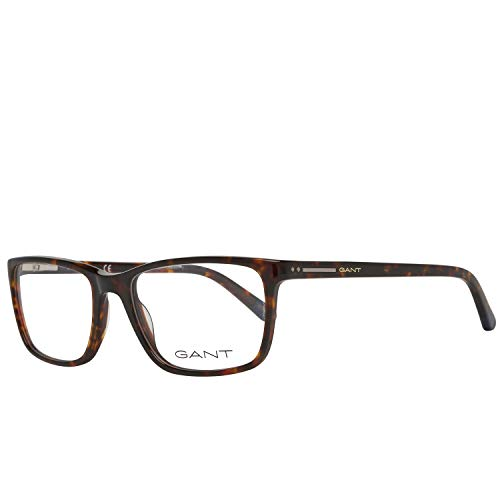 GANT Herren Brille Ga3145 052 54 Brillengestelle, Braun,