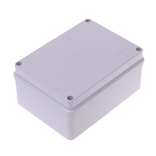 YoungerY (1 pc 150 * 110 * 70mm wasserdichter Kunststoffgehäuse für Box-Anschlusskästen