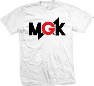 XYHJS MGK Logo T-shirt ^ Machine Gun Kelly shirt (Mgk-t-shirt)