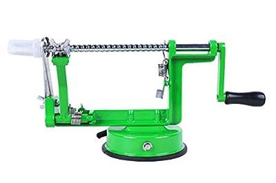 ARSUK® Apple Peeler, Vegetable, Fruit Peeler, Pear Potato Slicer Corer, Peeling Machine