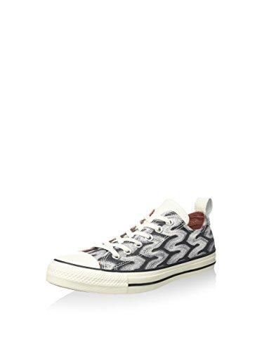 Converse Unisex – Adulto Zzz scarpe sportive Nero/Grigio