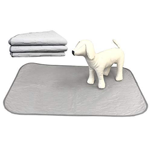 Pet Magasin Riutilizzabile Pad (Confezione da) Lavabile e Riutilizzabile Pet Training e Cucciolo Pad