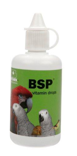 BSP liquide Multi-Vitamines Gouttes–2tailles