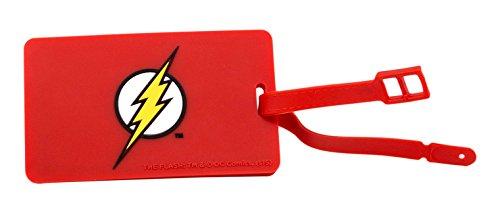 DC Comics étiquette de bagage Q-Tag Flash