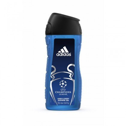adidas Champianos League Hair and Body Shower Gel, 250ml  available at amazon for Rs.2199