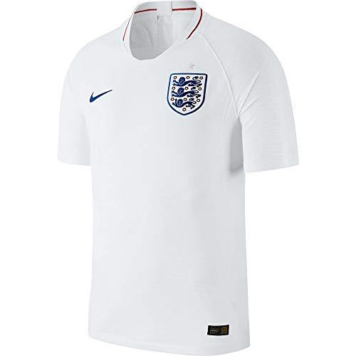 Nike Herren England Stadium Jersey Trikot White/Sport royal, XL