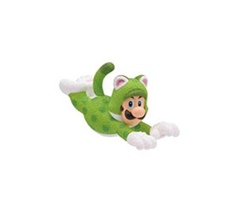 Preisvergleich Produktbild Furuta Choco Egg Party~Super Mario 3-D World Figure~Cat Luigi 50mm