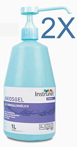 Desinfectante manos Hidroalcohólico Gel Aniosgel