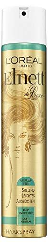 L\'Oréal Paris Elnett de Luxe Haarspray Duftneutral, 300ml