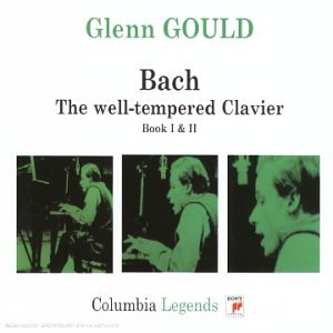 BACH : The well-tempered Clavier - GOULD