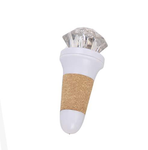 Nachtlichter Aktivität Bar Cafe Dimmbare USB Lade Persönlichkeit Kreative Cork 8 cm Kork Dress Up Licht, Farbe