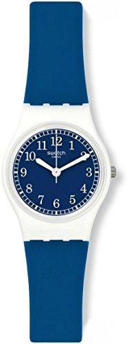 Swatch Orologio da Donna Analogico al Quarzo con Cinturino in Silicone - LW152