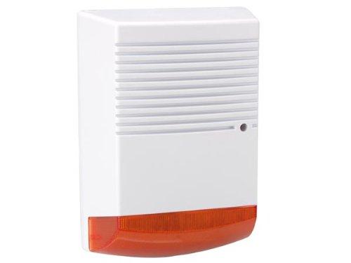 VELLEMAN - HAMD1 Sirenen Attrappe mit Blinkender LED 169833
