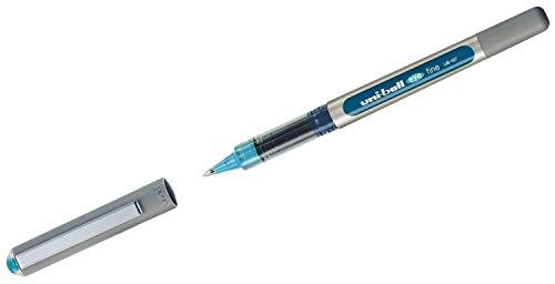 1 x Uni-Ball Eye UB-157 a Sfera Penna Fine (0.7mm) Azzurro