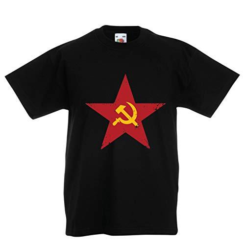 Lepni.me Camiseta Niño/Niña URSS СССР