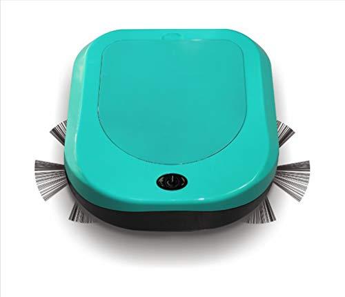 LHY Kitchen Robot Aspirador, barredora Desinfección doméstica automática Succión Grande Trapeador...