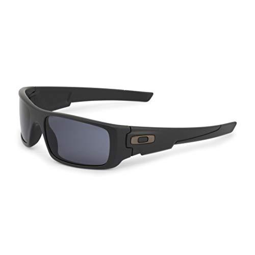 Oakley Crankshaft Men's Sunglasses,Matte Carbon Grey