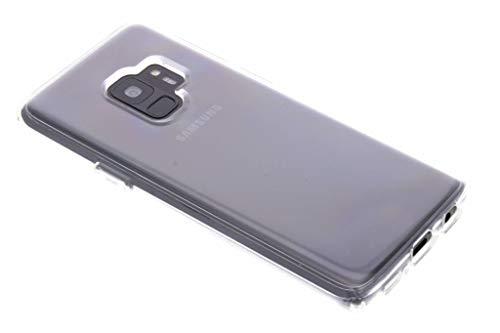 Spigen 592CS22826 Liquid Crystal Cover Galaxy S9, Chiaro Cristallo Estremamente Sottile Puro Trasparente Samsung Galaxy S9, Trasparente