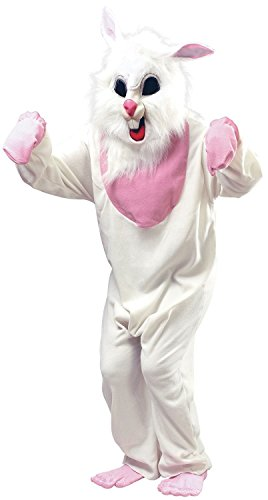 te Killer Easter Rabbid Rabbit Bunny Halloween Fancy Dress Costume Outfit (One Size) ()