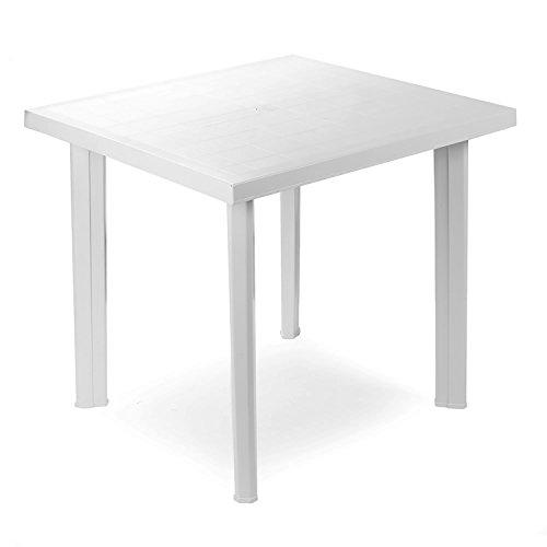 Balkontisch klappbar kunststoff  Weisser Balkontische im Vergleich - Beste-Tische.de