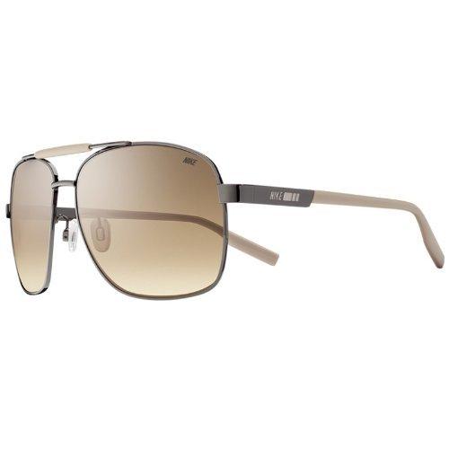 Nike MDL. 265 Sunglasses, Gunmetal/Classic Stone, Gradient Brown Lens image
