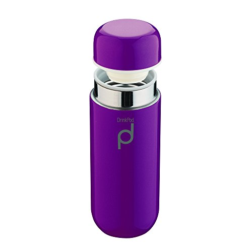 grunwerg-200ml-drinkpod-stainless-steel-vacuum-flask-berry-purple-hcf-200pu
