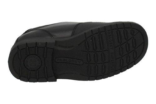 Pablosky , Chaussures bateau pour garçon Noir