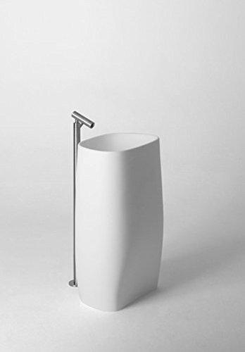 Agape Square Mixers floorstanding washbasin mixer tap ARUB1020