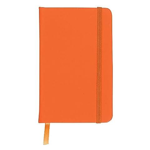 A5 Lined Paper Coloured Hard Back Note Book Hardback Notebook Notepad (Notebook Rigida)