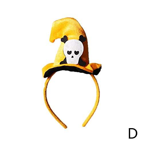 Land Kleinkind Kostüm Mädchen - Loveless Land Halloween Hexe Haarband Cosplay Dress Partei Requisiten Haarspangen Stirnband Kostüm Halloween Dekor